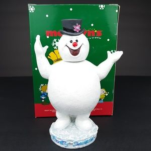 Frosty The Snowman Collectible Bobblehead